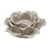 Garden Treasures Ceramic Candle Holder