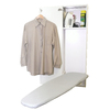 Giagni White Wallmount Ironing Center