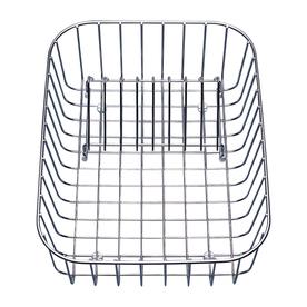 BLANCO 16-in W x 12.25-in L x 4.5-in H Metal Dish Rack
