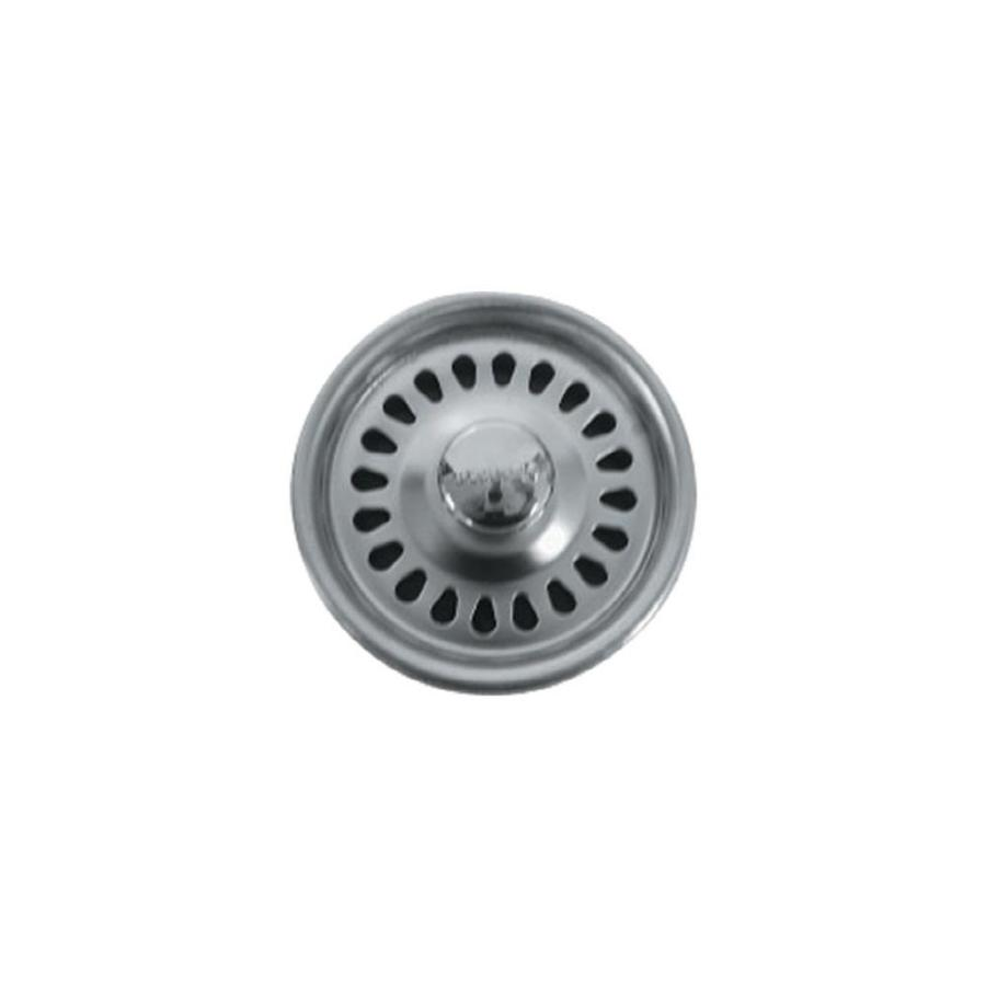 Blanco Sink Colander : ... zoom in blanco 4 1 2 in dia stainless steel fixed post sink strainer