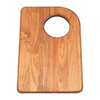 BLANCO 16-3/4-in L x 11-in W Wood Cutting Board