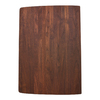 BLANCO 19-1/4-in L x 11-7/8-in W Wood Cutting Board