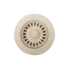 BLANCO 6-in dia Bisque Stopper Garbage Disposal Stopper
