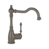 BLANCO Grace Cafe Brown 1-Handle High-Arc Kitchen Faucet