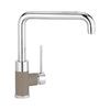 BLANCO Purus I Truffle 1-Handle High-Arc Kitchen Faucet