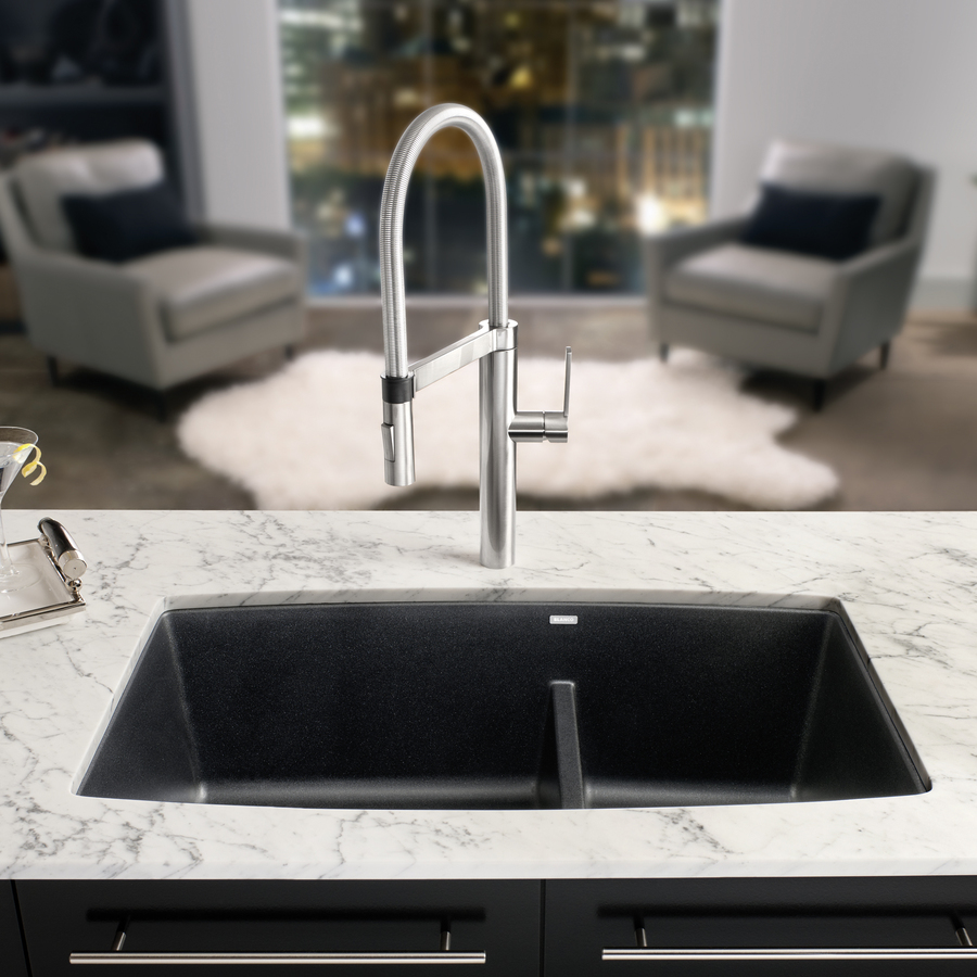 ... Undermount (Customizable) Residential Kitchen Sink at Lowes.com