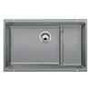 BLANCO Precis 18.125-in x 28.75-in Single-Basin Granite Undermount Residential Kitchen Sink