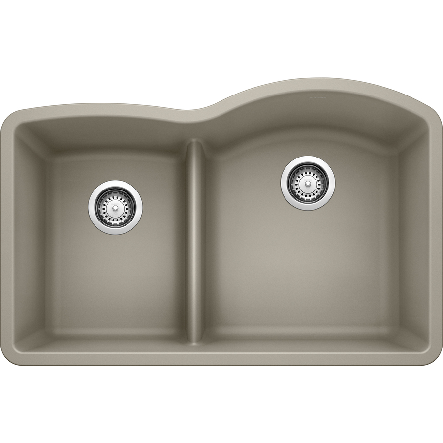 ... Granite Undermount (Customizable) Residential Kitchen Sink at Lowes