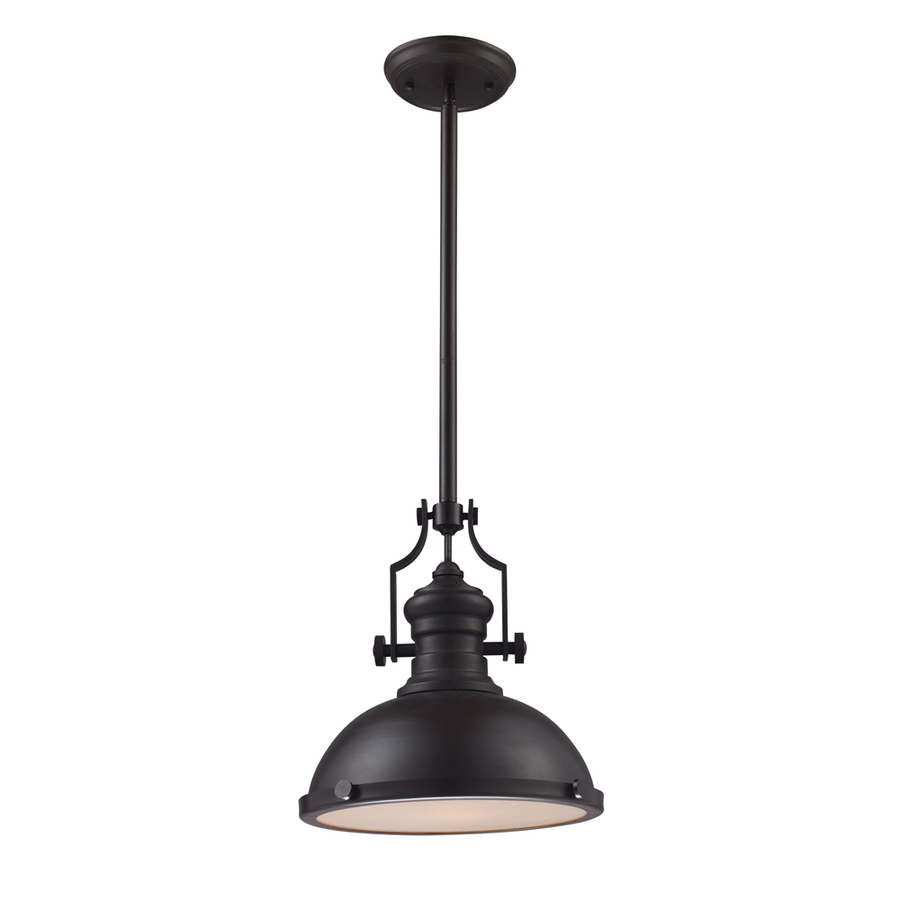 kitchen pendant light from Lowe's