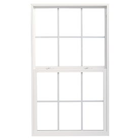 ThermaStar by Pella Single Hung Window (Rough Opening: 36-in x 36-in; Actual: 35.5-in x 35.5-in)