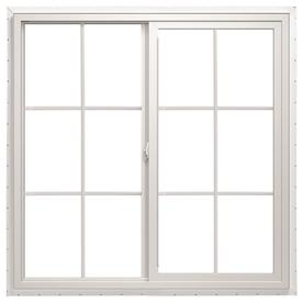 ThermaStar by Pella Sliding Window (Rough Opening: 36-in x 36-in; Actual: 35.5-in x 35.5-in)
