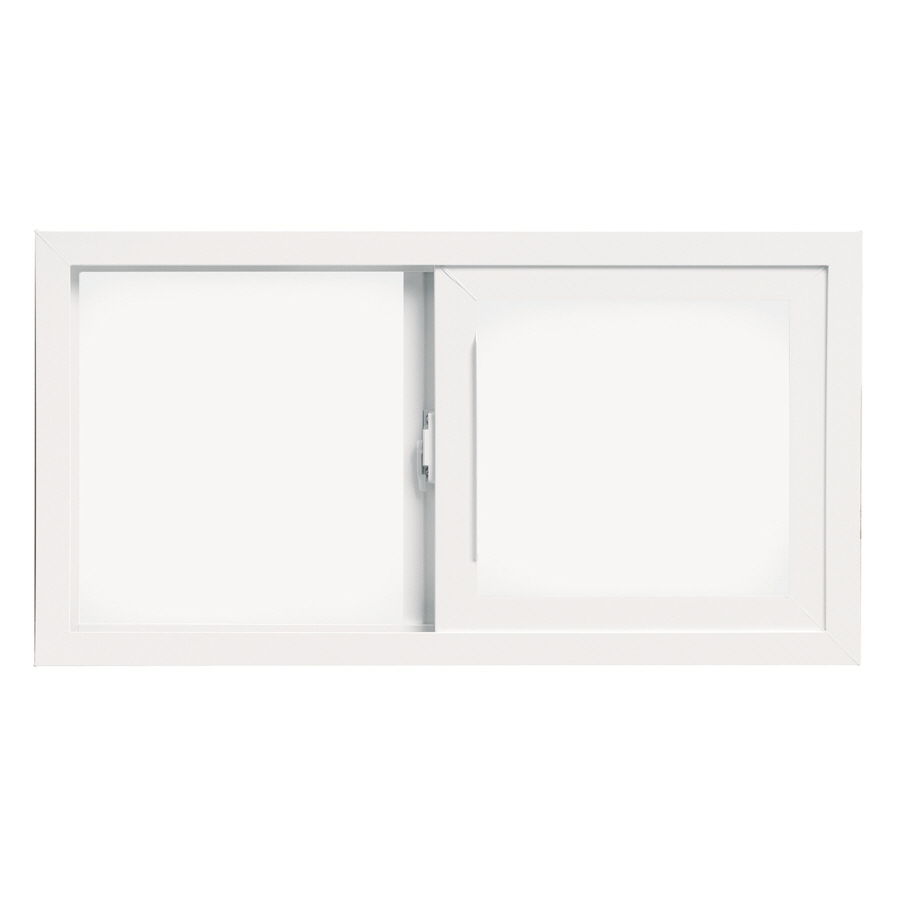 Shop Pella 32x23 Thermastar By Pella Sliding Window
