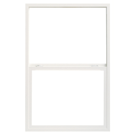 ThermaStar by Pella Single Hung Window (Rough Opening: 37.75-in x 26-in; Actual: 37.25-in x 25.5-in)
