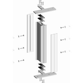 "ThermaStar by Pella 72"" 10 Series SW/SH/FX Mull Kit"