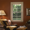 ThermaStar by Pella Vinyl Double Pane Annealed New Construction Double Hung Window (Rough Opening: 31.75-in x 45.75-in Actual: 31.5-in x 45.5-in)