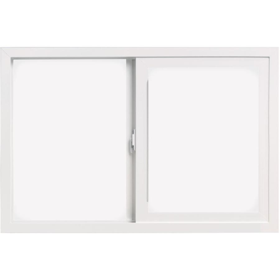 Shop thermastar by pella 10 series left operable vinyl for Thermal star windows