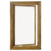 Pella 35-3/4-in x 47-3/4-in 450 Series1-Lite Wood Double Pane New Construction Casement Window