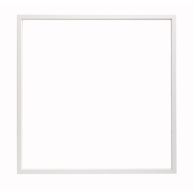 ThermaStar by Pella 36-in x 48-in 25 Series White Double Pane Rectangular Fixed Casement Window