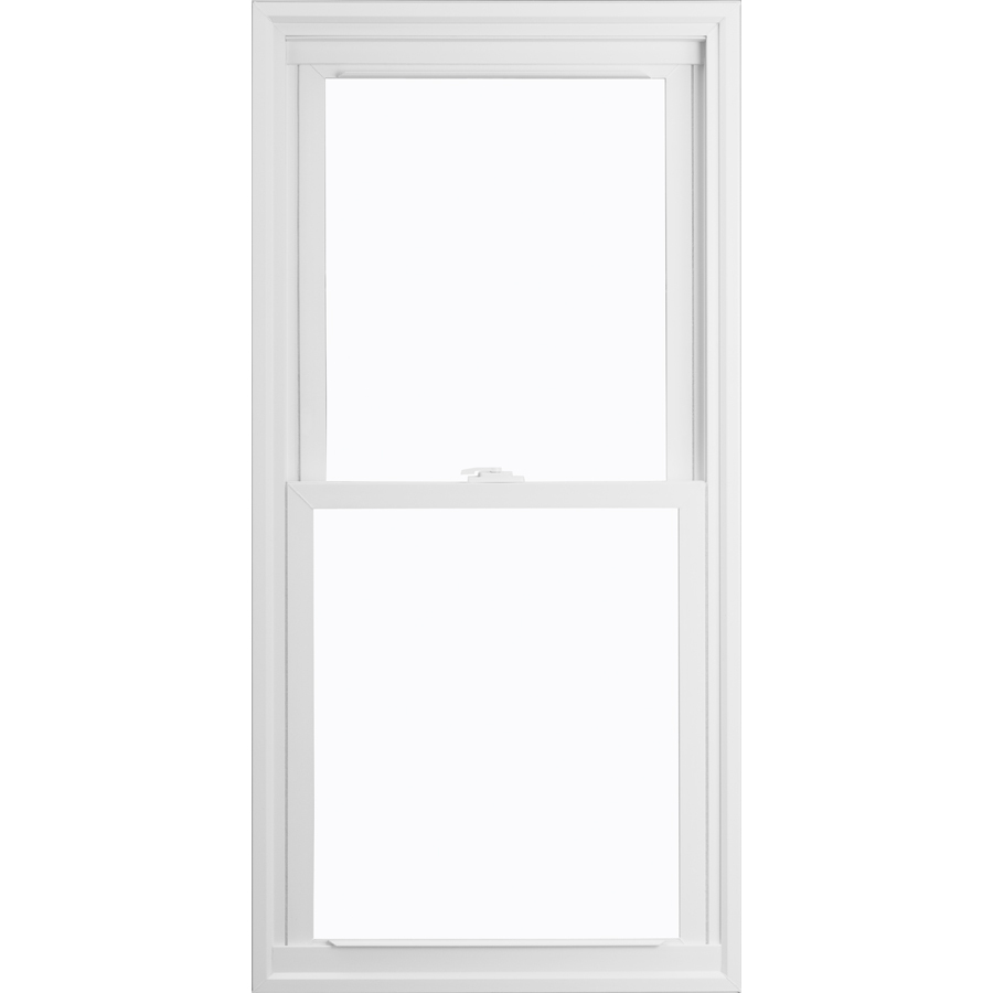 Vinyl windows vinyl double hung replacement windows for Installing vinyl replacement windows