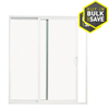 ThermaStar by Pella 10 Series 71.5-in Dual-Pane Clear Vinyl Sliding Patio Door