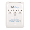 Bell'O 3-Outlet 540 Joules Appliance Surge Protector