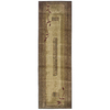 allen + roth Holder Green Rectangular Indoor Tufted Nature Runner (Common: 2 x 8; Actual: 26-in W x 90-in L)