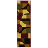 Oriental Weavers of America Hennessy 26-in W x 7-ft 6-in L Multicolor Runner