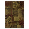 allen + roth Bodega Rectangular Indoor Woven Area Rug