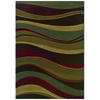 Sedia Home Parkway Multicolor Rectangular Indoor Woven Area Rug (Common: 4 x 6; Actual: 38-in W x 65-in L)