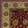 Sedia Home Helena Red Rectangular Indoor Woven Oriental Area Rug (Common: 8 x 10; Actual: 98-in W x 120-in L)