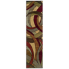 Sedia Home Evander Multicolor Rectangular Indoor Woven Oriental Runner (Common: 2 x 8; Actual: 22-in W x 90-in L)