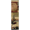 Sedia Home Makayla Multicolor Rectangular Indoor Woven Nature Runner (Common: 2 x 8; Actual: 22-in W x 90-in L)