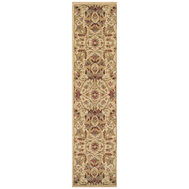 Sedia Home Paige Ivory Rectangular Indoor Woven Nature Runner (Common: 2 x 8; Actual: 22-in W x 90-in L)
