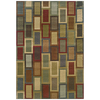Sedia Home Mason 94-in x 120-in Rectangular Multicolor Geometric Area Rug