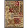 Sedia Home Taylor Multicolor Rectangular Indoor Woven Oriental Area Rug (Common: 8 x 10; Actual: 94-in W x 120-in L)