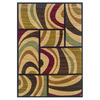 Oriental Weavers of America Jayden 7-ft 8-in x 10-ft 10-in Rectangular Tan Transitional Area Rug