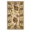 Oriental Weavers of America Addison 22-in x 39-in Rectangular Beige Floral Accent Rug