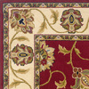 Oriental Weavers of America Addison Red Rectangular Indoor Woven Nature Area Rug (Common: 4 x 6; Actual: 46-in W x 65-in L)