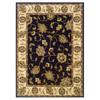 Oriental Weavers of America Addison Black Rectangular Indoor Woven Nature Area Rug (Common: 5 x 8; Actual: 63-in W x 90-in L)