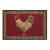 Oriental Weavers of America Rectangular Kids Throw Rug (Common: 2 x 3; Actual: 26-in W x 40-in L)
