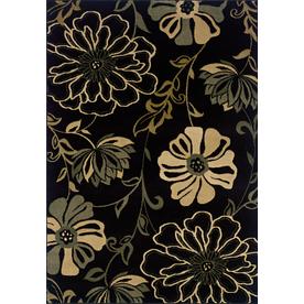 Oriental Weavers of America Alyssa Rectangular Indoor Woven Area Rug (Common: 5 x 8; Actual: 63-in W x 90-in L)