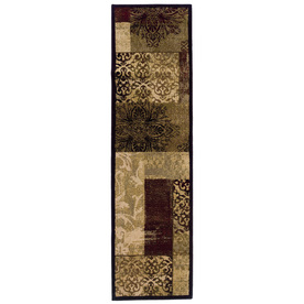 allen + roth Harrisburg Indoor Woven (Common: 2 x 8; Actual: 22-in W x 90-in L)