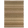Style Selections Wexford 7-ft 10-in x 10-ft 1-in Rectangular Beige Transitional Area Rug