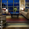 Oriental Weavers of America Riverdale Rectangular Indoor Tufted Area Rug (Common: 8 x 10; Actual: 94-in W x 121-in L)