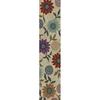 Oriental Weavers of America Cumberland Beige Rectangular Indoor Woven Nature Runner (Common: 2 x 8; Actual: 22-in W x 90-in L)