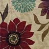 Oriental Weavers of America Cumberland Beige Rectangular Indoor Woven Nature Area Rug (Common: 4 x 6; Actual: 46-in W x 65-in L)