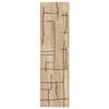 allen + roth Lamport Ivory Rectangular Indoor Woven Runner (Common: 2 x 8; Actual: 22-in W x 90-in L)