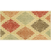 allen + roth Overstone Rectangular Indoor Woven Throw Rug (Common: 2 x 3; Actual: 22-in W x 39-in L)