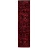 allen + roth Belsburg Red Rectangular Indoor Woven Oriental Runner (Common: 2 x 8; Actual: 22-in W x 90-in L)