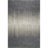 allen + roth Barnell Gray Rectangular Indoor Woven Throw Rug (Common: 2 x 3; Actual: 22-in W x 39-in L)